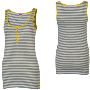 Billabong Valeen Henley Tank Top - Womens