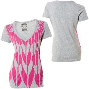 Billabong Manu V-Neck T-Shirt - Short-Sleeve - Womens