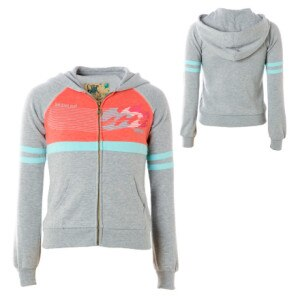 Billabong Hotrod Full-Zip Hooded Sweatshirt - Girls
