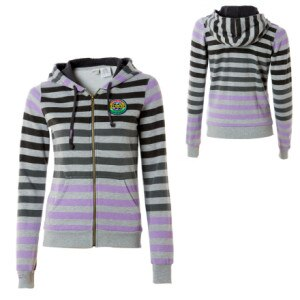 Billabong Willie Full-Zip Hooded Sweatshirt - Womens