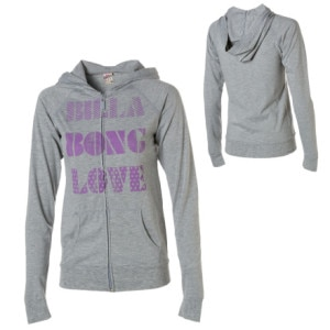 Billabong Off Shore Full-Zip Hooded Sweatshirt - Womens
