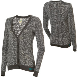 Billabong Tarzan Cardigan Sweater - Womens