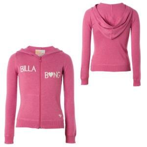 Billabong Winnie Full-Zip Hooded Sweatshirt - Girls