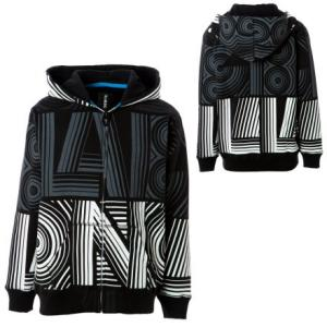 Billabong Land Speeder Full-Zip Hooded Sweatshirt - Boys