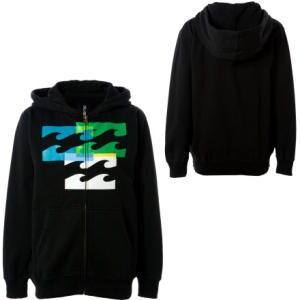 Billabong Compacted Full-Zip Hooded Sweatshirt - Boys