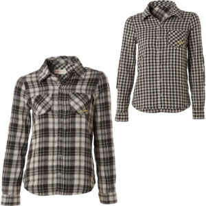 Billabong Reuven Reversible Shirt - Long-Sleeve - Womens
