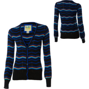 Billabong Alfie Cardigan Sweater - Womens
