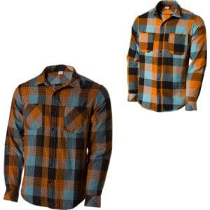 Billabong Ranger Reversible Flannel Shirt - Long-Sleeve - Mens