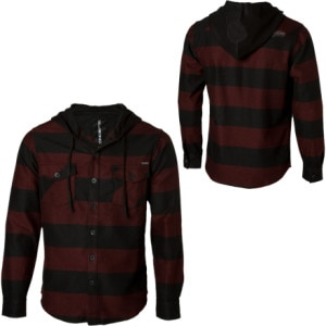 Billabong Jail Byrd Flannel Shirt - Long-Sleeve - Mens