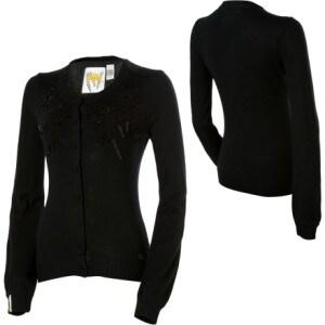 Billabong Be-Dizzle Cardigan Sweater - Womens