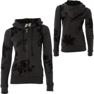 Billabong Chantilly Full-Zip Hooded Sweatshirt - Womens