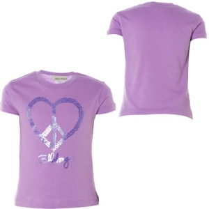 Billabong Lionheart T-Shirt - Short-Sleeve - Little Girls