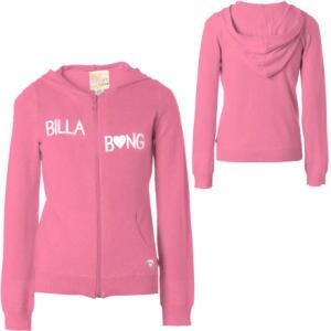Billabong Winnie Full-Zip Hooded Sweatshirt - Little Girls
