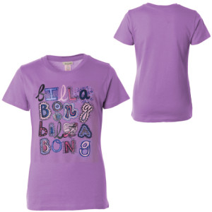 Billabong Beegee T-Shirt - Short-Sleeve - Little Girls
