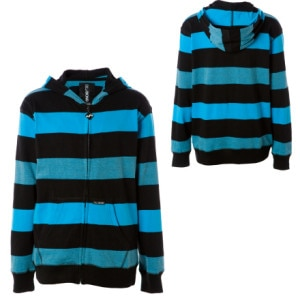 Billabong Squad Full-Zip Hooded Sweatshirt - Boys