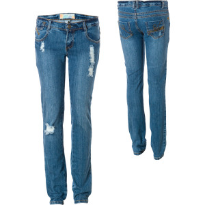 Billabong Mick Denim Pant - Little Girls
