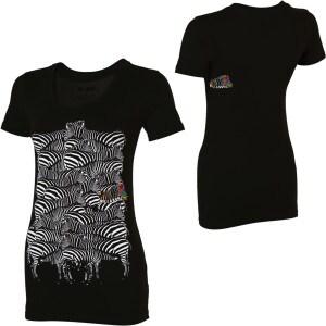 Billabong Zsa-Zsa T-Shirt - Short-Sleeve - Womens