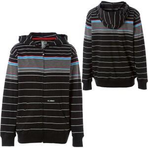 Billabong Big Sur Full-Zip Hooded Sweatshirt - Boys