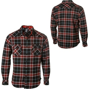 Billabong Busted Flannel Shirt - Long-Sleeve - Mens