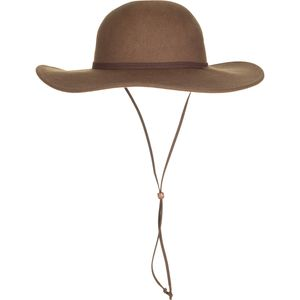 Brooklyn Hats Wood Wool Felt Round Crown Hat