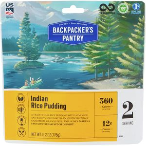 Backpacker's Pantry Indian Rice Pudding