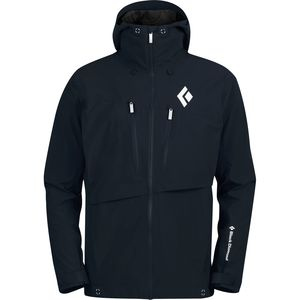 Black Diamond Front Point Shell Jacket - Men's