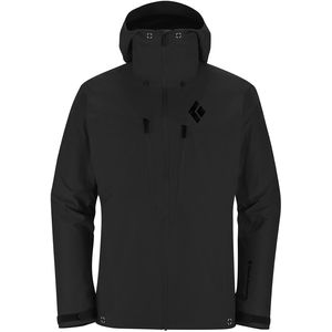Black Diamond Sharp End Shell Jacket - Men's