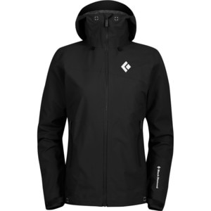 Black Diamond Sharp End Shell Jacket - Women's