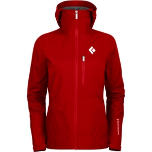 Black Diamond Vapor Point Shell Jacket - Women's