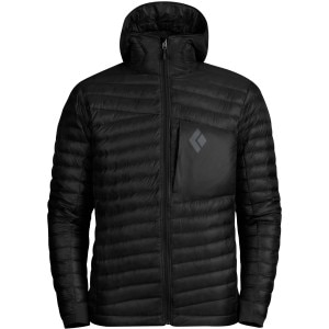 Black Diamond Hot Forge Hooded Down Jacket - Men's