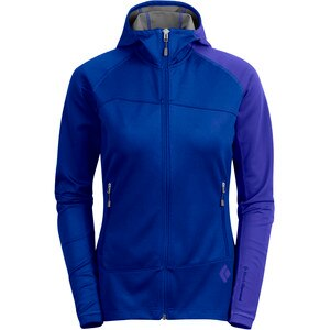 Black Diamond Flow State Hooded Jacket - Women's