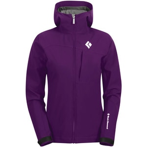 Black Diamond Dawn Patrol Hooded Jacket - Women's