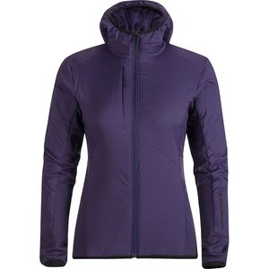 Black Diamond Deployment Hooded Jacket - Women's