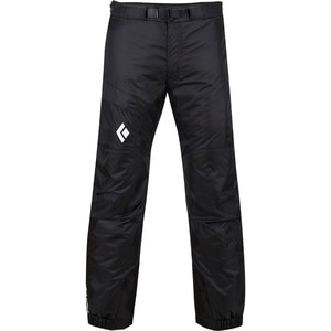 Black Diamond Stance Belay Synthetic Down Pant - Men's