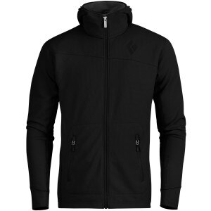 Black Diamond Solution Fleece Hooded Jacket - Men's