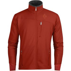 Black Diamond Solution Fleece Jacket - Men's