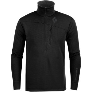 Black Diamond CoEfficient Fleece Pullover - 1/4-Zip - Men's