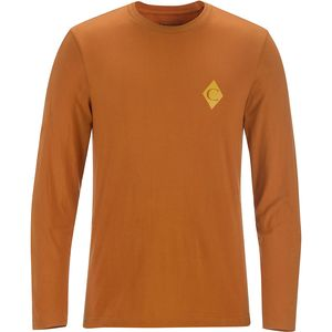 Black Diamond Diamond C T-Shirt - Long-Sleeve - Men's