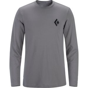 Black Diamond Icon T-Shirt - Long-Sleeve - Men's