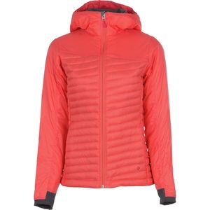 Black Diamond Hot Forge Hybrid Hooded Down Jacket - Women's