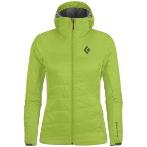 Black Diamond Access LT Hybrid Hooded Insulated Jacket - Women's