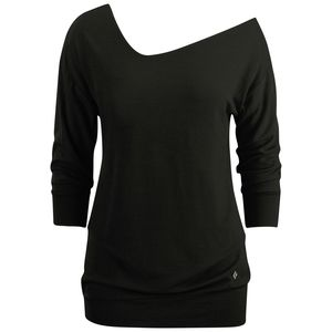 Black Diamond Fine Jade Tunic - 3/4-Sleeve - Women's