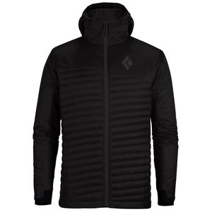 Black Diamond Hot Forge Hybrid Hooded Down Jacket - Men's