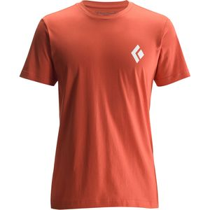 Black Diamond Equipment For Alpinists T-Shirt - Men's Compare Price