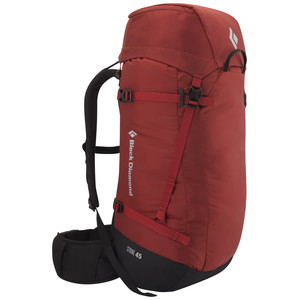 Black Diamond Stone 45 Haul Bag -2624-2746cu in