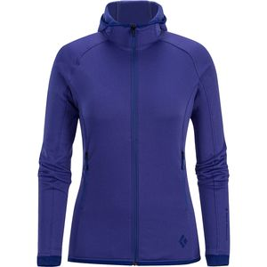 Black Diamond Compound Hooded Fleece Jacket - Women's