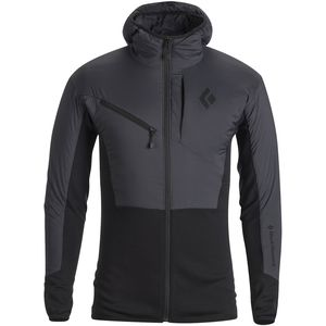 Black Diamond Deployment Hybrid Hooded Jacket – Men's
