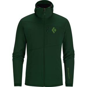Black Diamond Compound Hooded Fleece Jacket - Men's