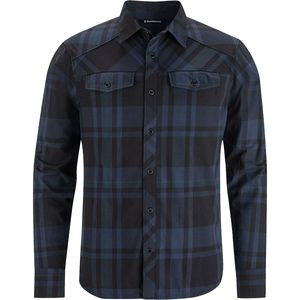 Black Diamond Stretch Technician Flannel Shirt - Long-Sleeve - Men's