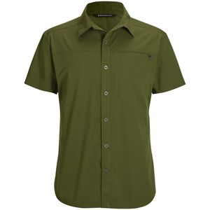 Black Diamond Stretch Operator Shirt - Short-Sleeve - Men's